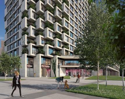 Первое в России здание по стандартам BREEAM RUS построит «Сити-XXI век» - Фото