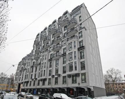 Жилой комплекс «Чапаева, 16» - победитель конкурса «Доверие потребителя» - Фото