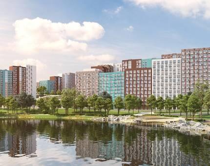 Новый Год в ЖК «Эко Видное 2.0»: минус 12% на квартиры с отделкой - Фото