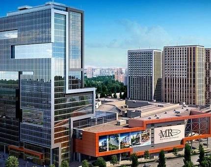 Компания MR Group завершила реализацию офисных площадей в БЦ «Водный» - Фото