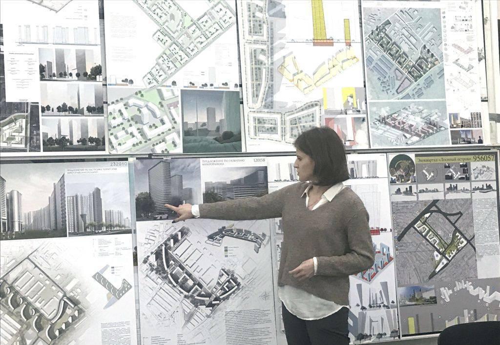 Студенты МАРХИ представили экспериментальные решения для перспективного проекта компании ДОНСТРОЙ