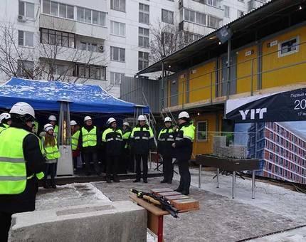 YIT инвестирует в строительство нового жилого комплекса «Аалто» в Москве - Фото