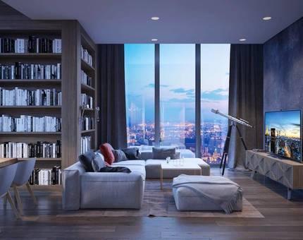 Capital Group первая предложила беспроцентную рассрочку на готовые апартаменты в башне ОКО - Фото