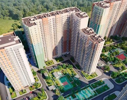 58 квартир по лучшей цене в семейном квартале «Мир Митино» - Фото