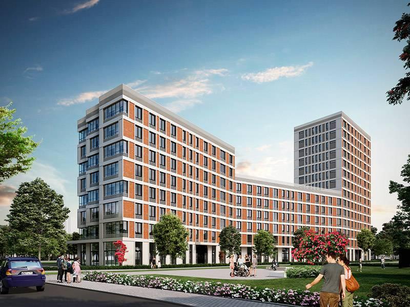ЮИТ СитиСтрой выводит на московский рынок новый проект – жилой комплекс Аалто