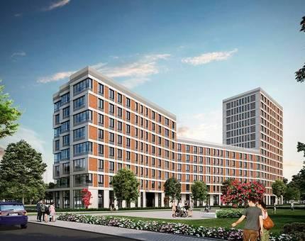 ЮИТ СитиСтрой выводит на московский рынок новый проект – жилой комплекс Аалто - Фото