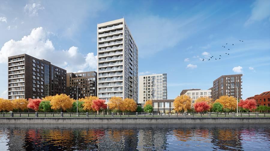 ЖК «Резиденции архитекторов» продан на одну шестую часть