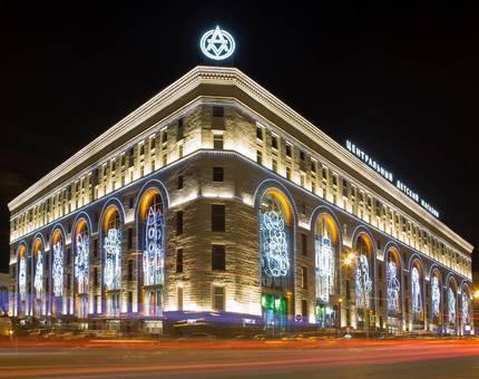 В ЦДМ на Лубянке открылся магазин детской одежды МЕК и кофейня Cofix — Фото