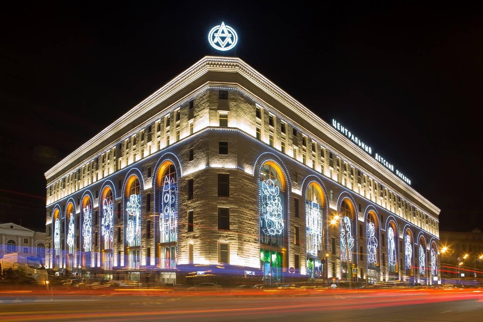 В ЦДМ на Лубянке открылся магазин детской одеждыReima