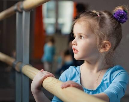 В ЖК «Одинбург» открылась студия танцев «Дети в балете» - Фото