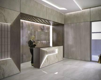 В клубном квартале «Резиденции архитекторов» утвержден дизайн-проект входных групп и МОП - Фото