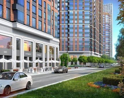 В строящихся жилых комплексах ДОНСТРОЙ реализовано 80% коммерческих площадей - Фото