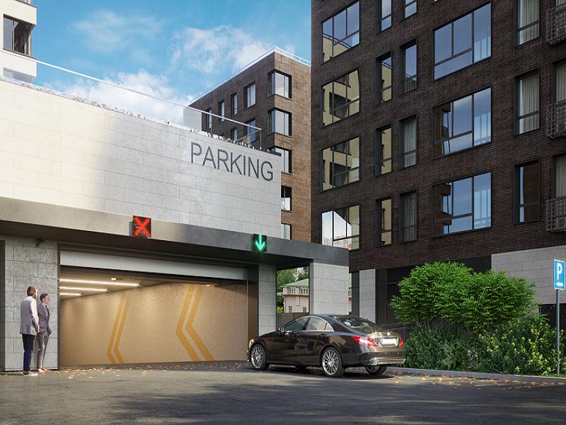 Места в подземном паркинге дают до 30% доходности