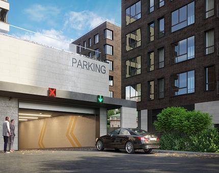 Места в подземном паркинге дают до 30% доходности - Фото