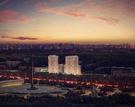«Галс-Девелопмент» заключила договор с ООО «Волей Гранд» на управление МФК Match Point - Фото