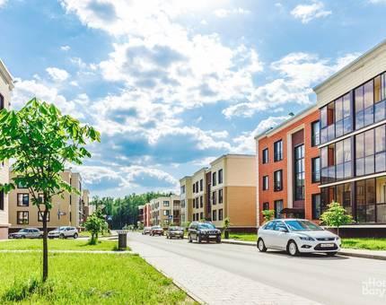 Треть всех первичных квартир столицы продана в 10 ЖК Новой Москвы - Фото