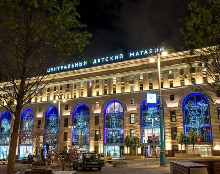 В ЦДМ на Лубянке открылся магазин Silver Cross и бутик Button Blue - Фото