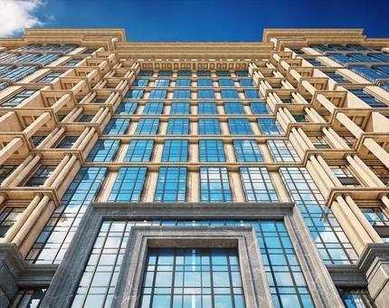Жилой комплекс «Суббота» получил зеленое «золото» - Фото