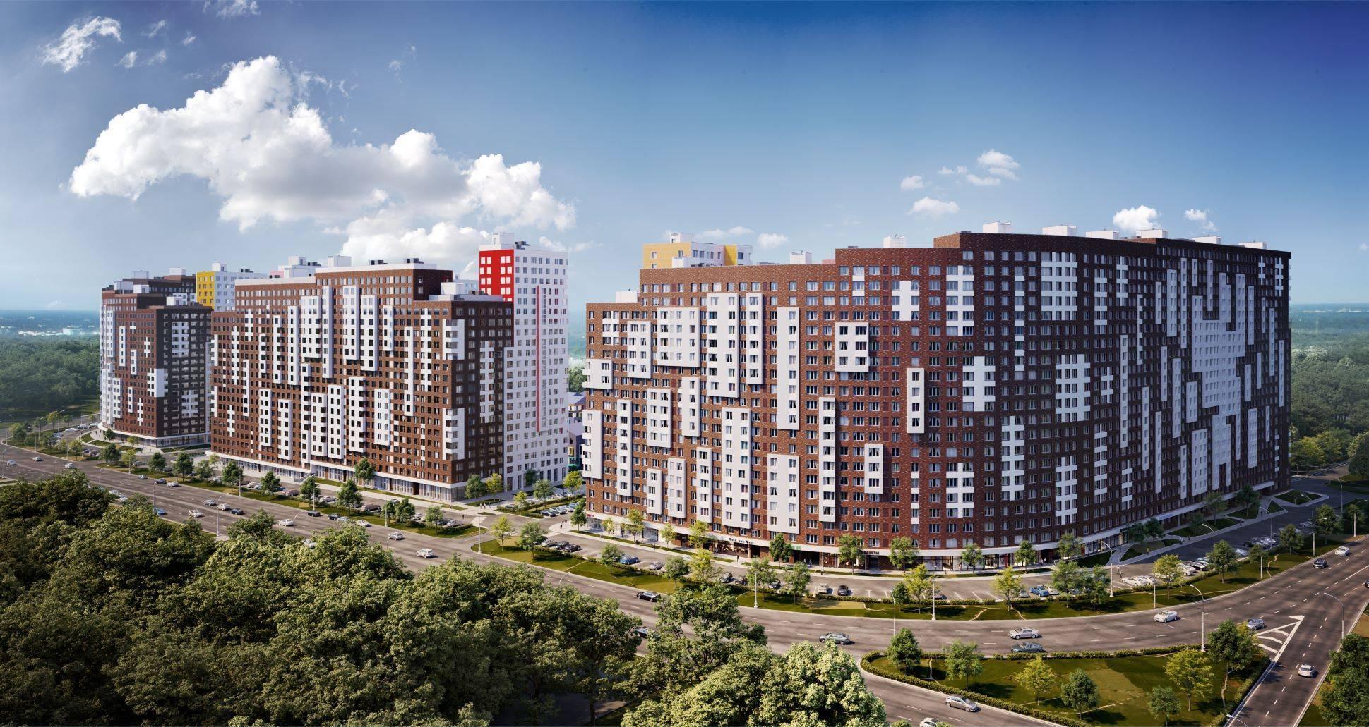 Банк УРАЛСИБ аккредитовал жилой комплекс «Румянцево-Парк»