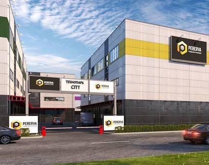 KR Properties построит первый в Москве технопарк формата light industrial - Фото