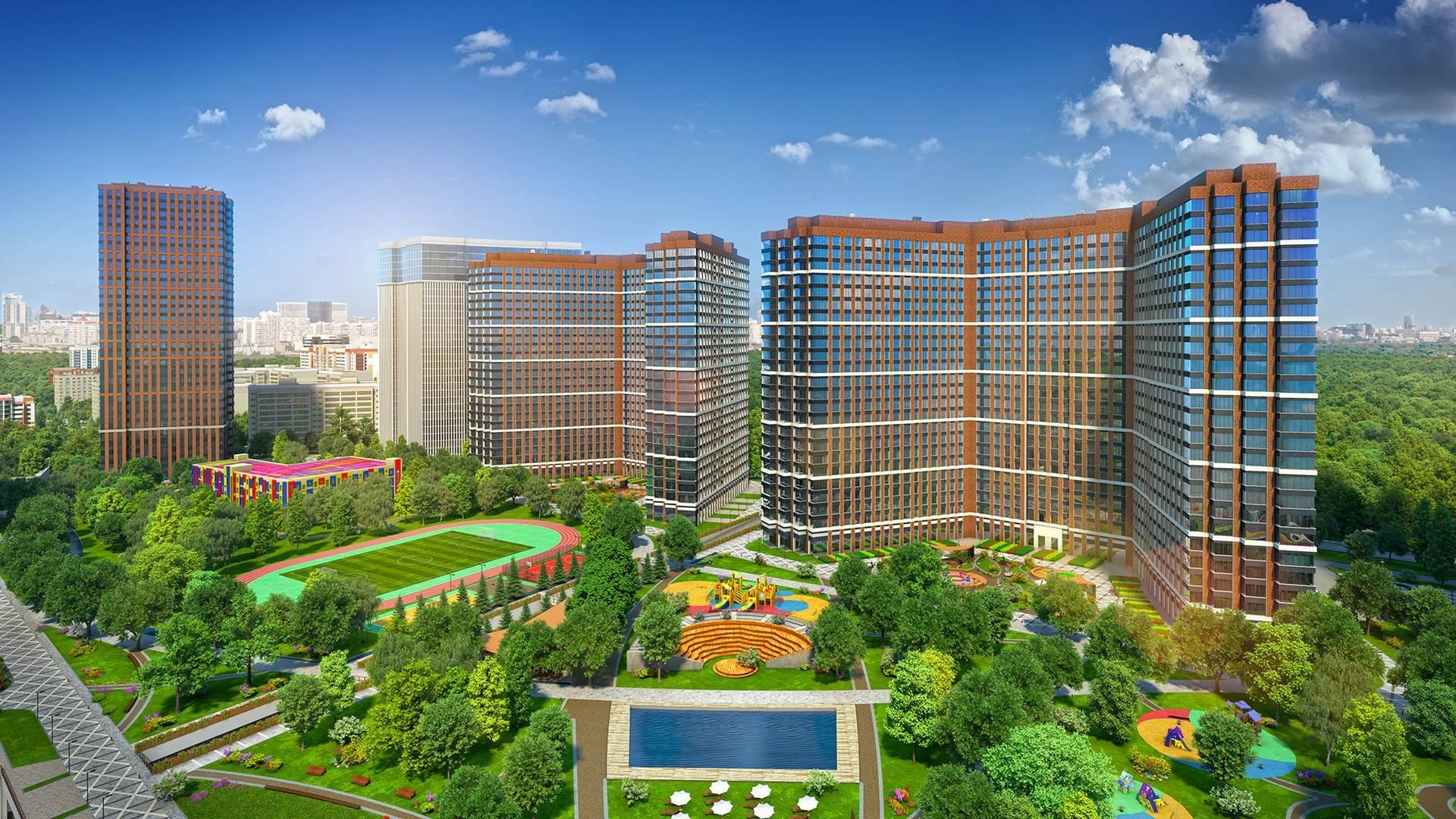 Три квартала от ДОНСТРОЙ:  сдача шести домов, три новых проекта и выручка от продаж 34,7 млрд рублей