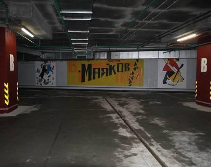 TEKTA GROUP: Старт продаж машино-мест и кладовок в ЖК «Маяковский» - Фото
