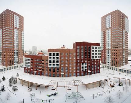 Группа ПСН передала более 500 ключей от квартир в проектах комфорткласса - Фото