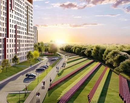 В ЖК «Румянцево-Парк» для всех покупателей квартир – ипотечная ставка 6,5% - Фото
