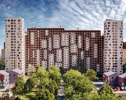 Старт продаж второй очереди жилого комплекса «Румянцево-Парк»  - Фото