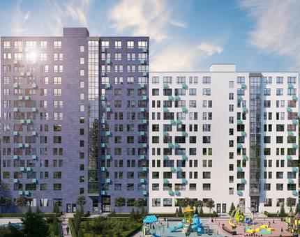 ГК «А101» расширяет предложение квартир бизнес-класса в ЖК «Скандинавия»  - Фото