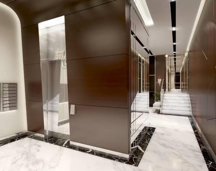 ЖК «Румянцево-Парк» приступили к монтажу лифтов  - Фото