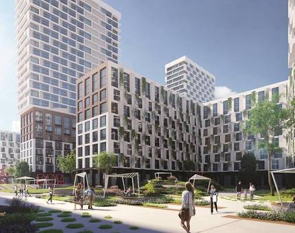 За 3 месяца продаж Донстрой реализовал почти 40% квартир в ЖК «Событие» в Раменках - Фото