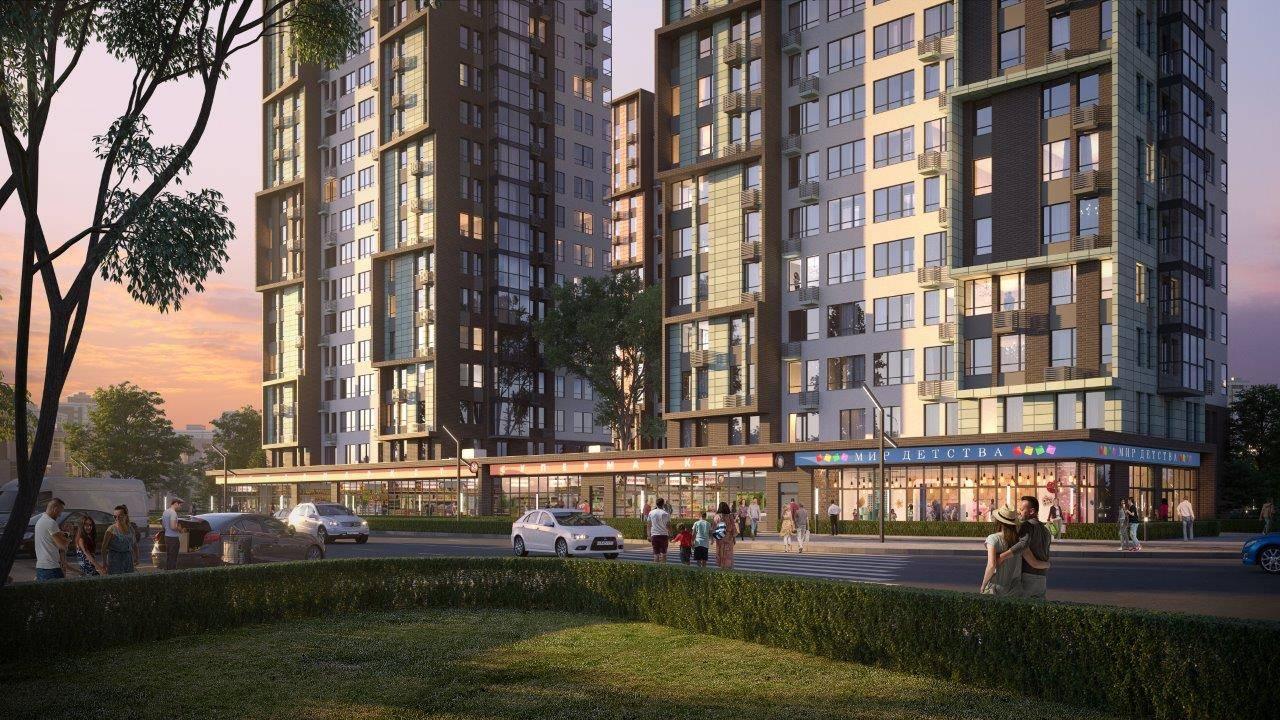 Завершено проектирование двух новых улиц в Коммунарке