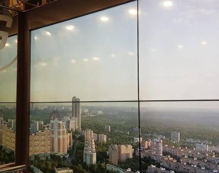 «РГ-Девелопмент» представил на Московском урбанистическом форуме индивидуальные лифты с собственным уникальным дизайном  - Фото