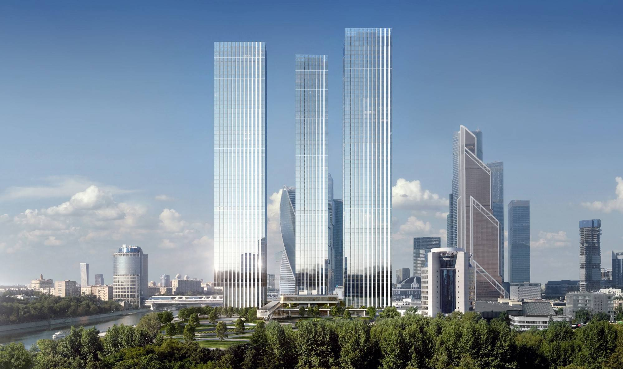 Проект Capital Group стал частью экспозиции знаковых проектов Москвы в «Манеже»