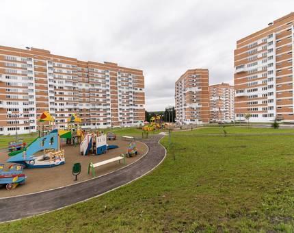 Capital Group: три корпуса ЖК «Спортивный квартал» введены в эксплуатацию - Фото
