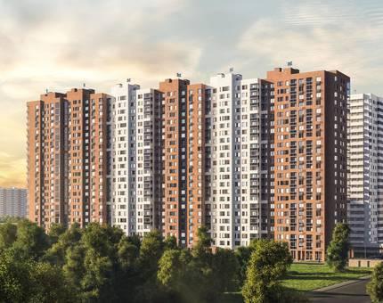 Старт продаж квартир в третьем корпусе ЖК FoRest — Фото