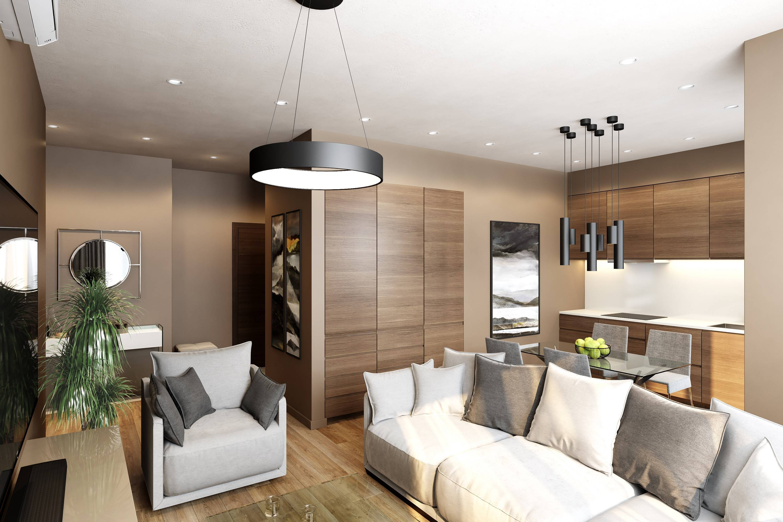 Апартаменты в квартале «Искра-Парк» теперь доступны с отделкой
