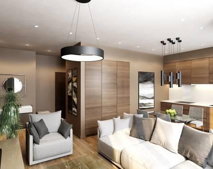 Апартаменты в квартале «Искра-Парк» теперь доступны с отделкой  - Фото