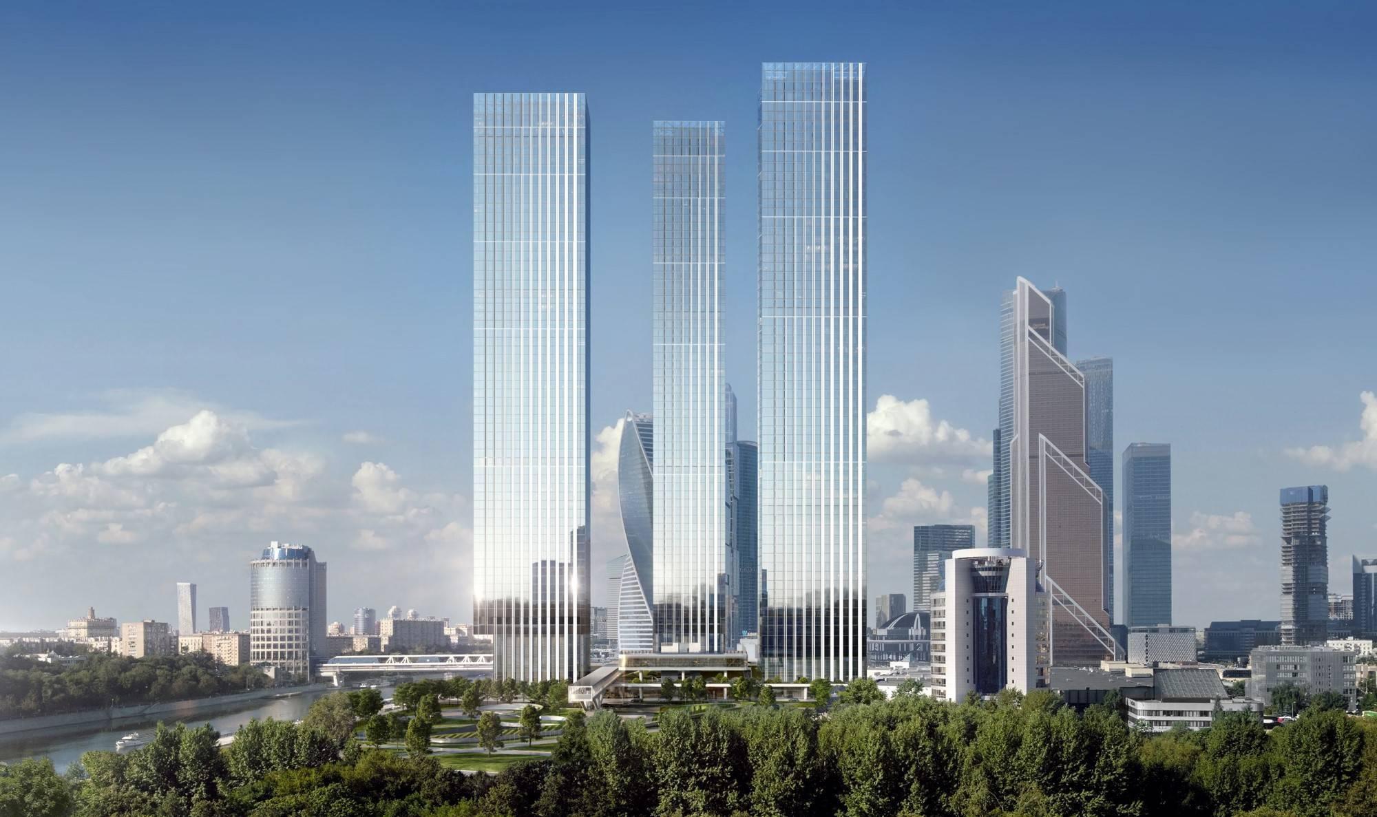 Каждая пятая квартира между Садовым кольцом и ТТК предлагается  в проектах Capital Group