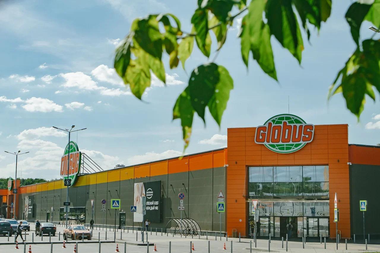 Гипермаркет  «Глобус» в Коммунарке построен по мировому «зелёному стандарту»