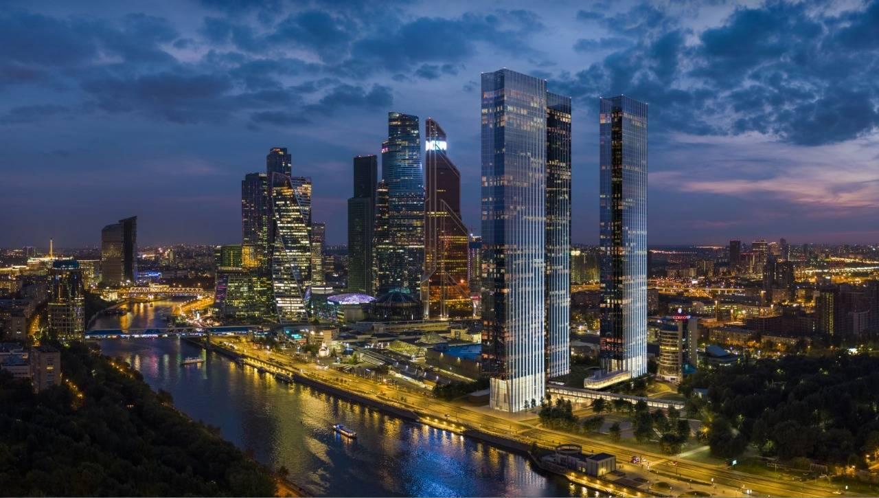 Предложение жилья в небоскребах Москвы сократилось на 7% за год, цены выросли на 13%