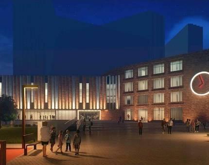 Школа в квартале «Сердце Столицы» откроется в 2022 году - Фото