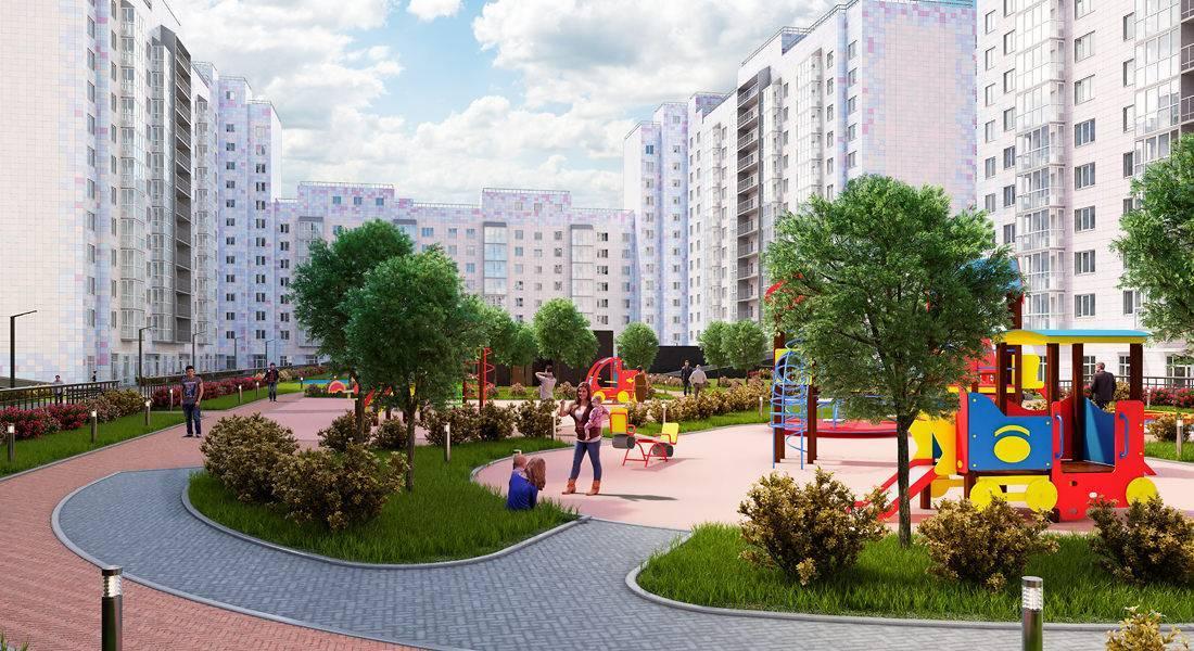 Тысяча семей получают ключи от своих квартир в Новых Ватутинках