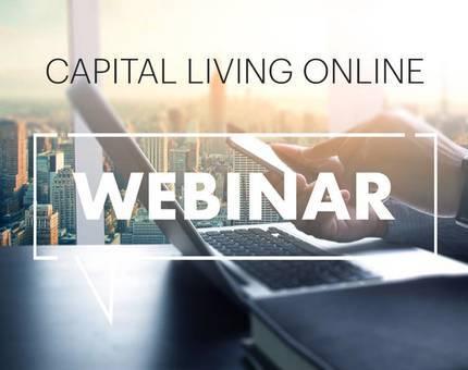 Эксперты в эфире Capital Living Online обсудят будущее архитектуры городов - Фото