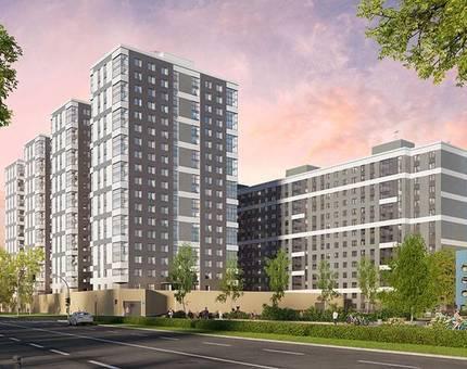 Группа «Эталон» открыла продажи квартир в новом комплексе «Московские ворота II» - Фото
