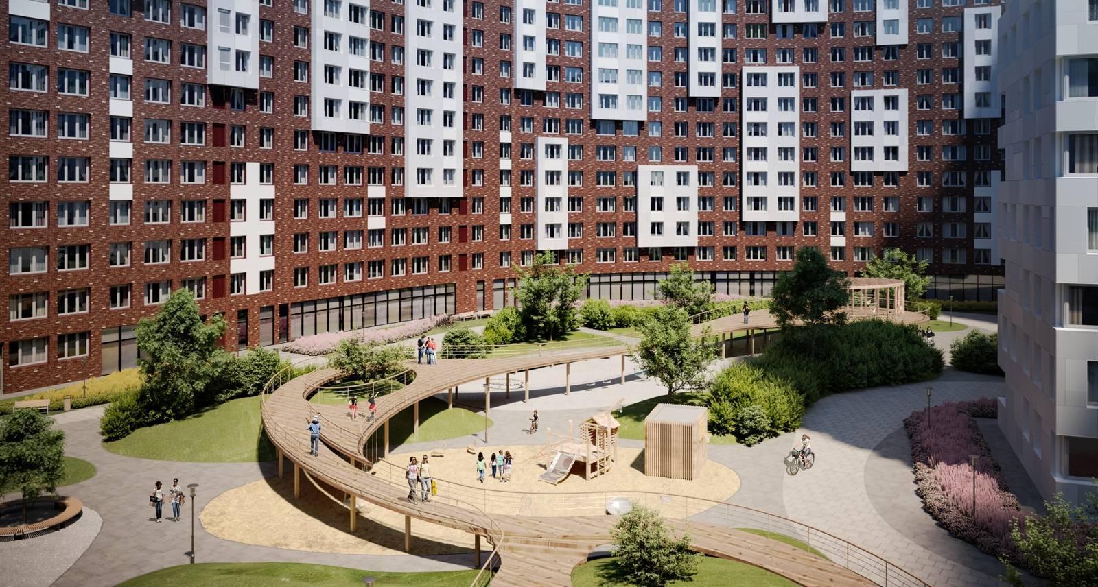 В ЖК «Румянцево-Парк» доступна ипотека со ставкой 0,01%