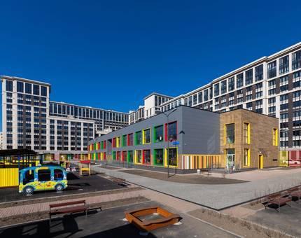 «Галс-Девелопмент» подписал соглашение о сотрудничестве с   международной школой Heritage Education Group - Фото
