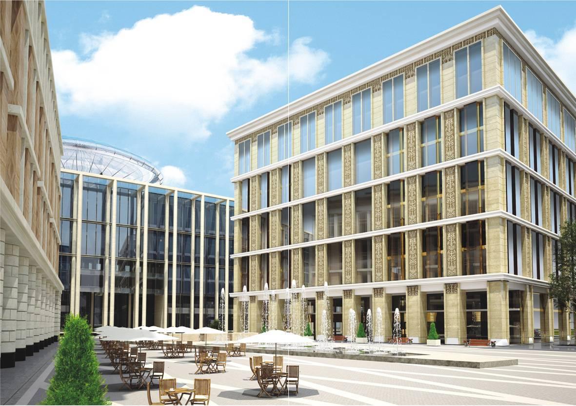 «Галс-Девелопмент» завершил важный этап нового строительства объекта  «Невская Ратуша»