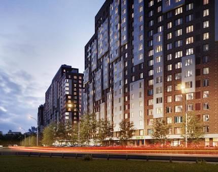 В ЖК «Румянцево-Парк» растет число ипотечных сделок по льготной программе с господдержкой  - Фото